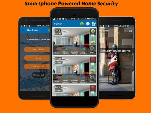 CCTV Home Security Camera- Odineye 1.10.10 screenshots 1