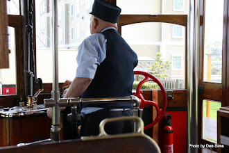 Photo: (Year 2) Day 346 - Busy Driving the Trolley