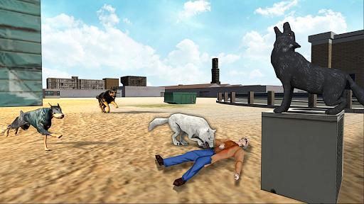 玩免費模擬APP|下載警犬隊VS野狼 app不用錢|硬是要APP