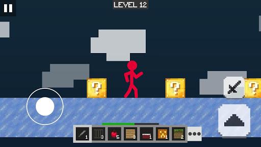 Stickman vs Multicraft: Lucky Block Craft 1.0.0 screenshots 4