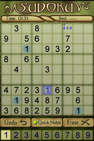 Sudoku Free screenshot 6