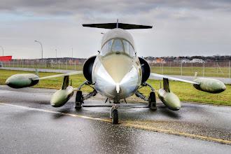 Photo: Samolot myśliwski TF-104G