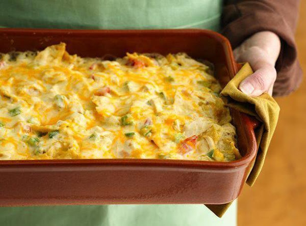 Rotel Mexican Chicken Casserole Recipe
