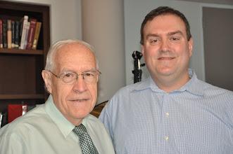 Photo: Me & Dr. Brooks