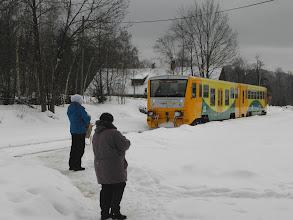 Photo: Yellow Train