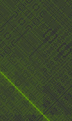 Green Live Wallpaper : 7fon & LWP ss3