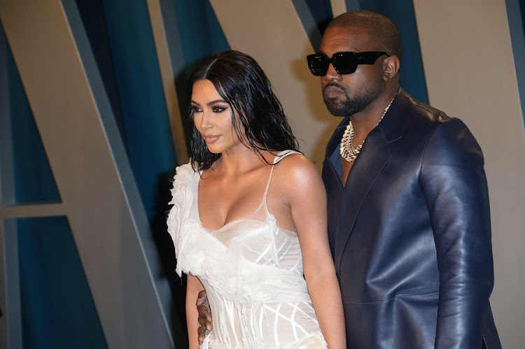 US publications have reported that Kim Kardashian has filed for divorce from Kanye West.