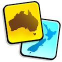 Countries of Oceania Quiz icon
