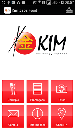 Kim Japa Food