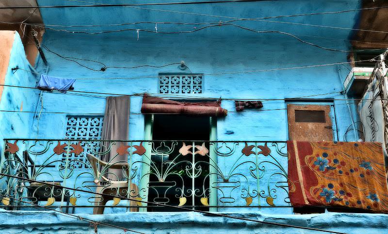 Il balcone Blu di Migliu