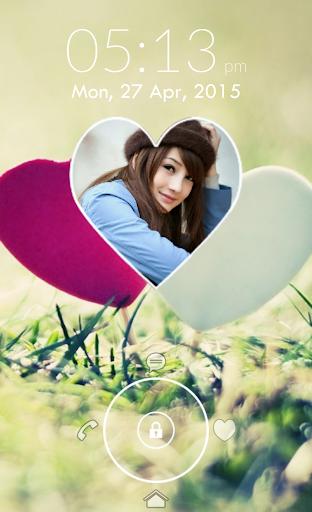 My Love Lock Screen