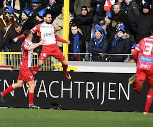 """Le premier but de Van Durmen en Pro League: """"Du bonheur, de la fierté et une grande joie"""""""