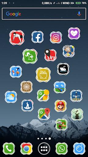 Morgana Icon Pack screenshot 1
