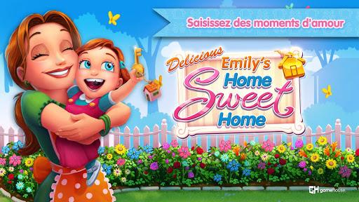 Code Triche Delicious Emilys Home Sweet... APK Mod screenshots 1