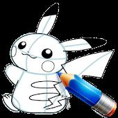 Draw Cartoon Pokemon