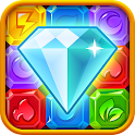 Diamond Dash - Tap the Blocks! icon
