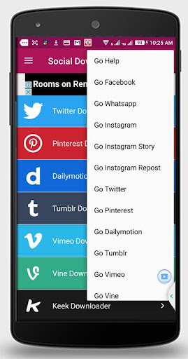 Social Downloader 1.4 screenshots 5