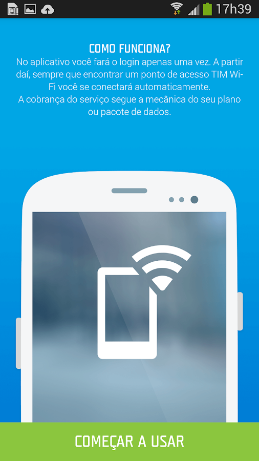 TIM Wi-Fi- screenshot