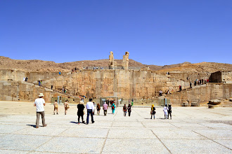 Photo: Persepolis