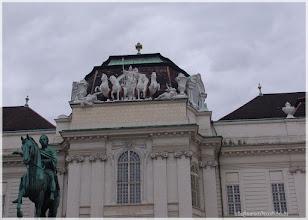 Photo: Hofburg ( Palacio Imperial) .Viena .http://www.viajesenfamilia.it/