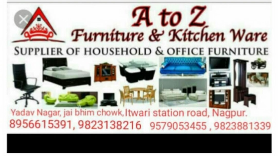 A To Z Furniture Manufacturer In Nagpur