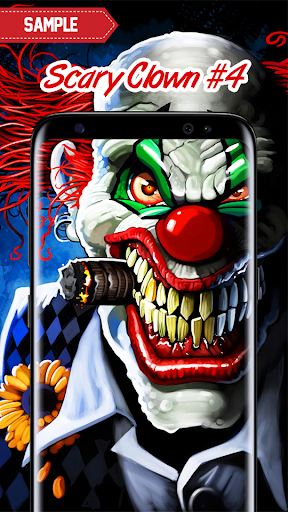 Scary Clown Wallpapers APK Download