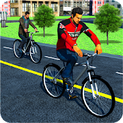 BMX Bicycle Rider Extreme Racing Fever