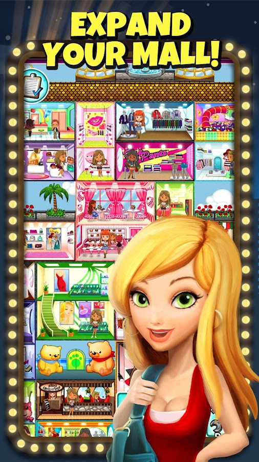 Fashion Shopping Mall:Dress up- screenshot