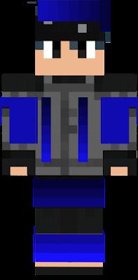 mushway bleu