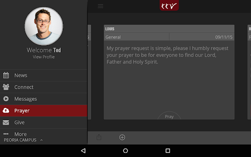 CCV Mobile App- screenshot thumbnail