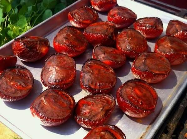Smoked Tomatoes Recipe