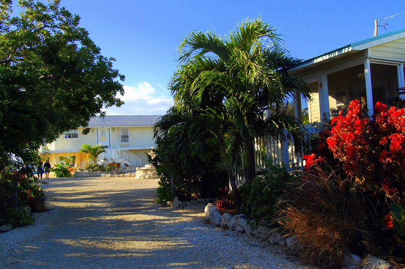 Photo: Cottage and Main House.   More info about our vacation rental cottages at 
