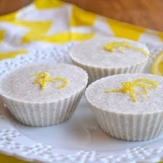 Ricotta Lemon Cheesecakes.