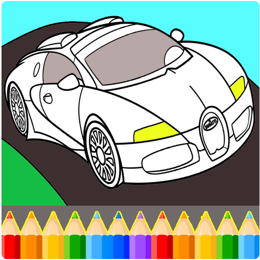 Cars Coloring Book Pages Kids Coloring Cars Google Playde