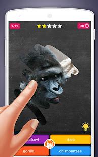 Game Scratch Game: Animals Quiz APK for Windows Phone