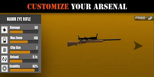 Sniper 3D Shoot Assassin 2017  {cheat|hack|gameplay|apk mod|resources generator} 4