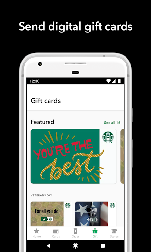 Starbucks for Android apk 6