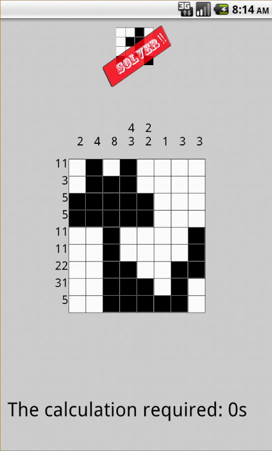 Nonogram Solver 1.0 reloaded - Android Apps on Google Play
