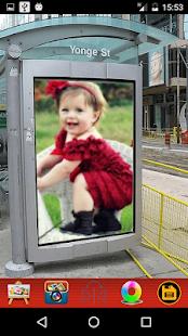 Metrobus Station Selfie - náhled