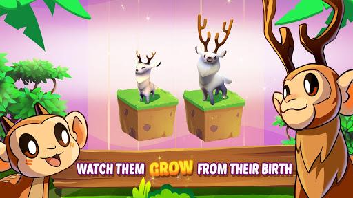 Zoo Evolution: Animal Saga 2.1.0 screenshots 7