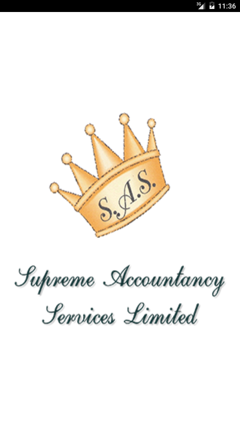 Supreme Accountancy Services- screenshot