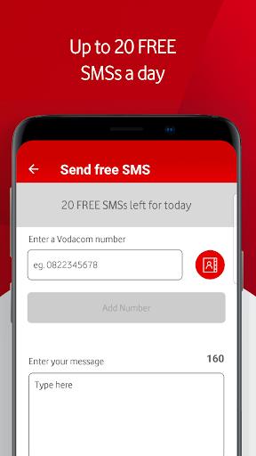 My Vodacom SA 10.5 screenshots 6