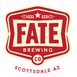Logo of Fate's 2019 Shot in the Arm Barrel Aged Imperial Stout Coffee Edition