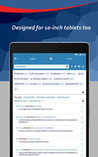 Reverso Translation Dictionary  screenshots 6