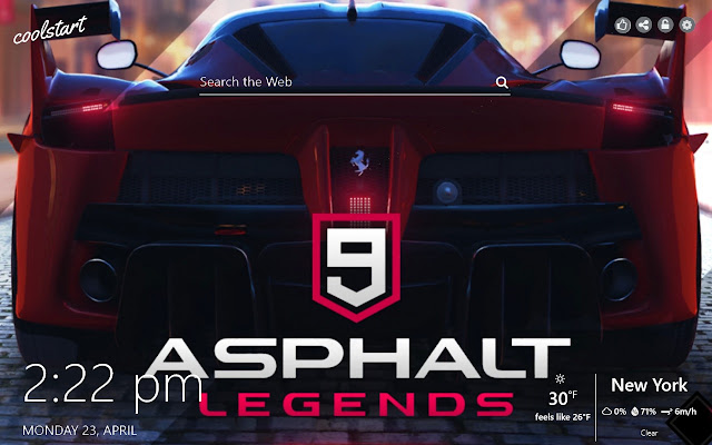 Asphalt 9 Legends Hd Wallpapers Mobile Theme