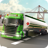 Oil Tanker Transport Driver SIM