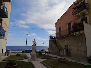 Photo: Garibaldi fondly remembered here