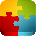 Puzzles & Jigsaws - free game icon