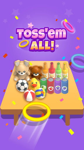 Toss'em all! modavailable screenshots 4
