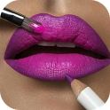 Makeup lips ideas icon